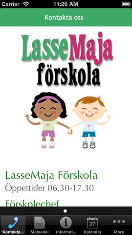 Lasse-Maja Förskola