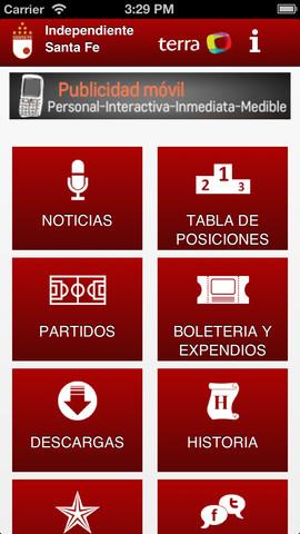 Independiente Santa Fe lease hyundai santa fe