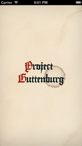 Project Gutenberg | Home Of Free eBooks