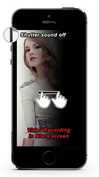 Spy Video Recorder : Spy Video Recording in Black screen video recording devices