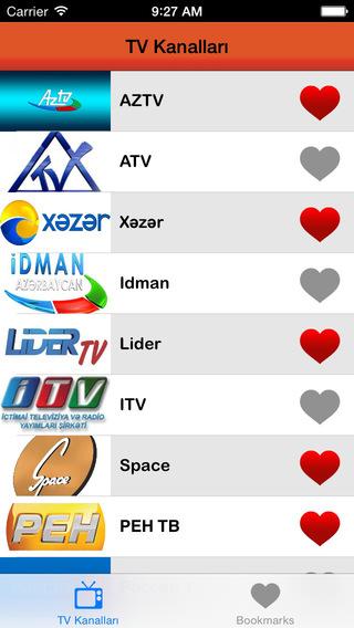 TV Proqram Azerbaycan • TV-Guide indi gece ve (TV-Listings AZ) tv projectors