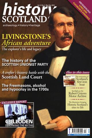 History Scotland: The World`s Premier Scottish History Magazine printing press history