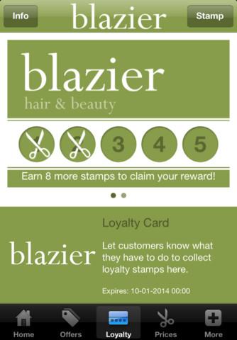 Blazier Hair