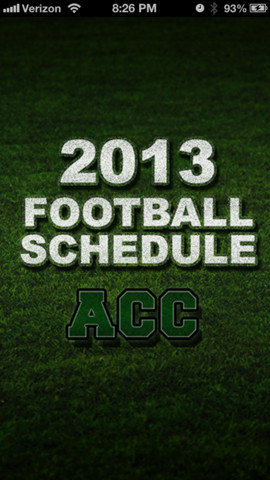 2013 ACC College Football Schedule college football bowl projections