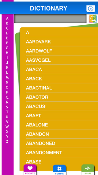 English To Spainish Offilne Dictionary dictionary english spanish