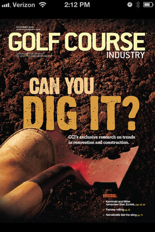 GCI - Golf Course Industry Magazine