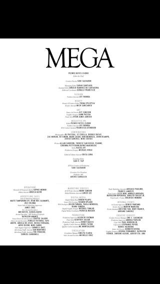 ・MEGA・