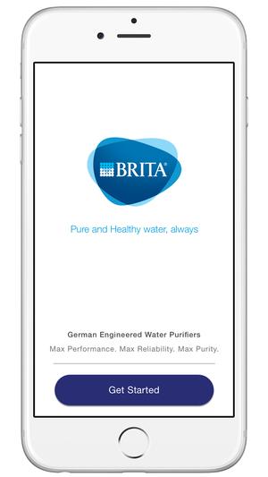 BRITA Mypure Max water purifier walmart