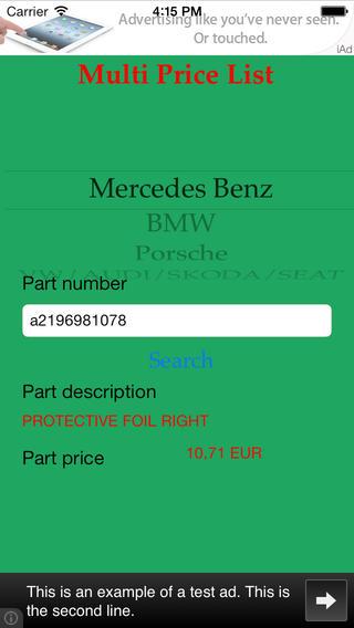 Multi Price List quintana roo price list