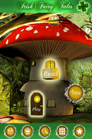 Irish Fairy Tales & Elf Game