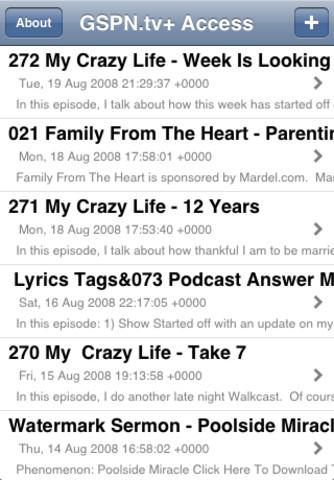 gspn.tv podcasting software