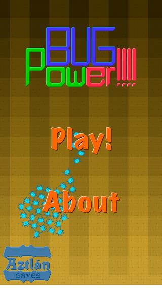 Bug Power art games for kids