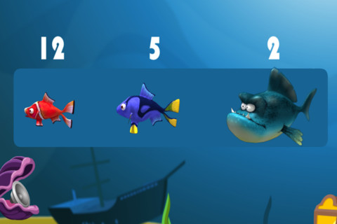 Angry hungry fish 3d super cool addictive fishing game for Hungry fish game