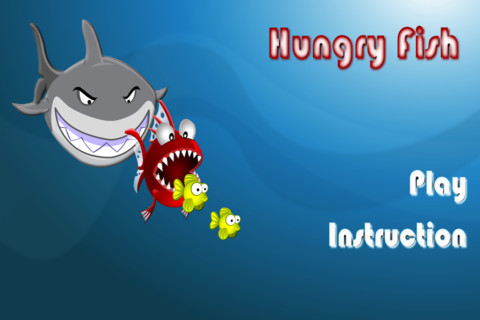 Angry hungry fish 3d super cool addictive fishing game for Cool fishing games
