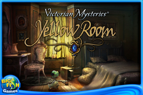 Victorian Mysteries: The Yellow Room HD