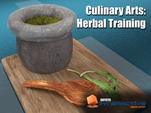 Culinary Arts: Herbal Training culinary training dvd