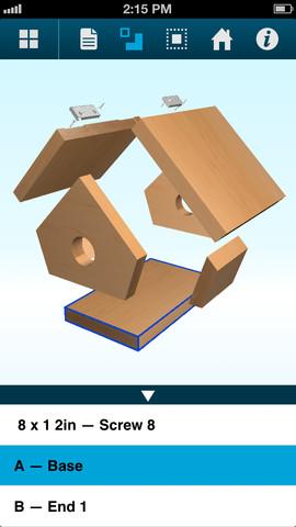 Myplan woodworking plans ipad app for App for blueprints