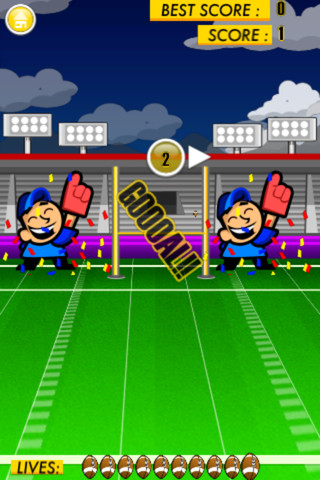 iThrow Football Lite