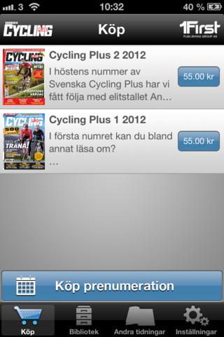Svenska Cycling Plus