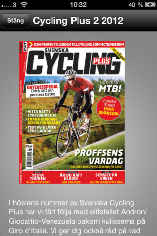 Svenska Cycling Plus