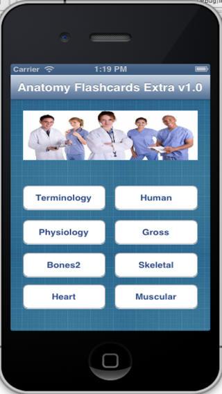 Anatomy Flashcards Extra anatomy and physiology