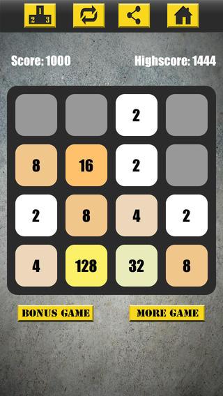 AAA 2048 Blocks Pro - Fun brain teasers and math strategy puzzle math brain teasers