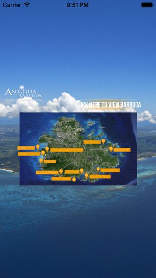 Antigua & Barbuda – Citizenship by Investment Program antigua barbuda map