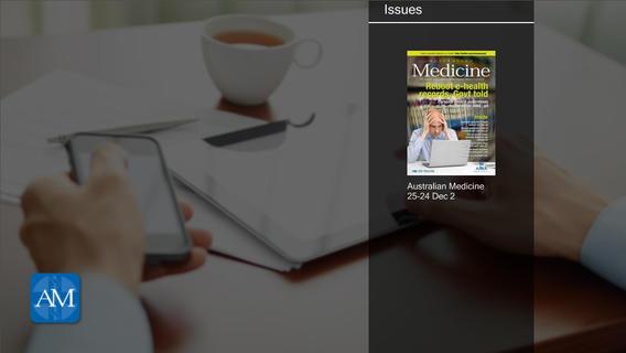 Australian Medicine – the national news publication of the Australian Medical Association australian terrier