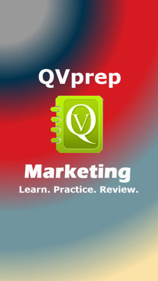 QVprep Learn Marketing Management : Learn Test Review for MBA students, College majors in Marketing, Undergraduates, Marketing Professionals, for Corporate Training and exam preparation in Marketing Management jobs in marketing
