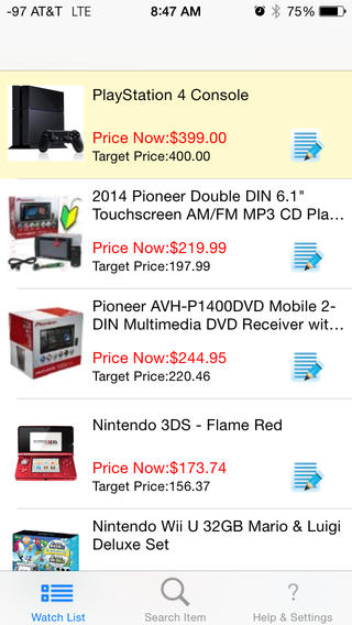 Price Tracker$ projector screens amazon