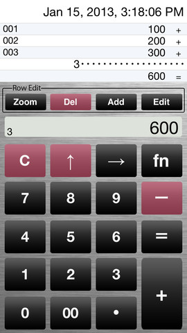 Additional Calculator