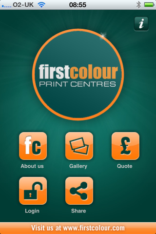 First Colour Print Centres printing services
