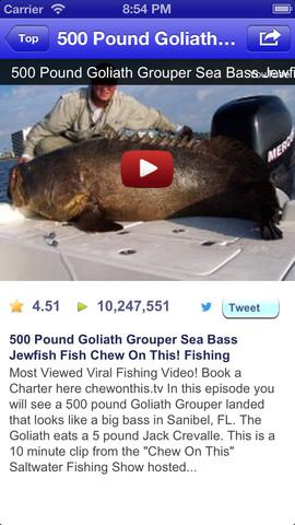 FishingTube - Fishing videos fishing videos