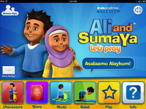 Ali and Sumaya – Official website for Ali and Sumaya