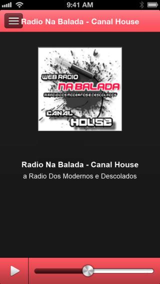 Radio Na Balada - Canal House music making program