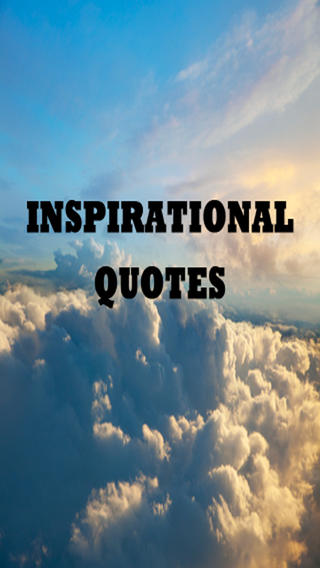 inspirational quotes free app for ipad iphone books