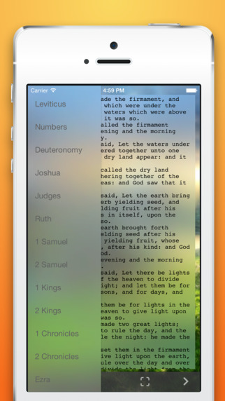 king james bible app : 3d bible reader vocation in the bible