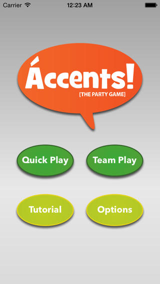 Accents! spanish accents