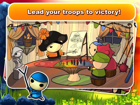 Mushroom Wars