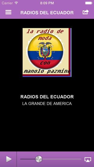 RADIOS DEL ECUADOR ecuador newspapers