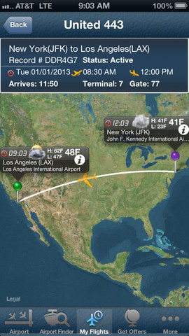 Los Angeles Airport Pro LAX