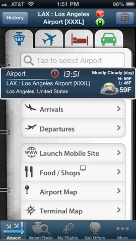 Los Angeles Airport Pro LAX