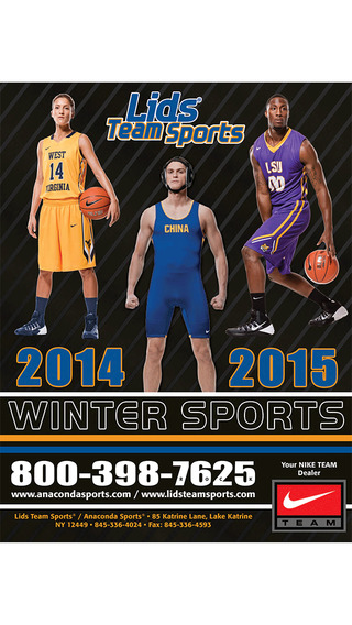 Anaconda Sports/Lids Team individual and team sports