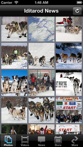 Iditarod News Edition - iFan
