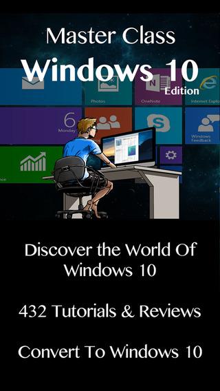 Master Class Windows 10 Edition remote management windows 10