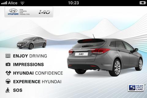 Hyundai i40 hyundai elantra