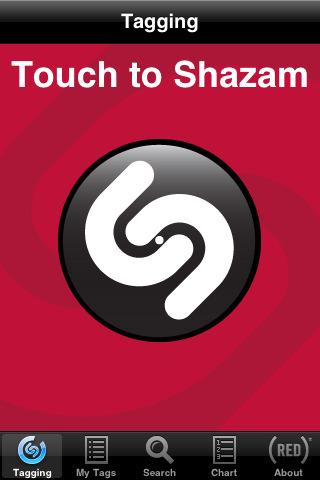 (Shazam)RED