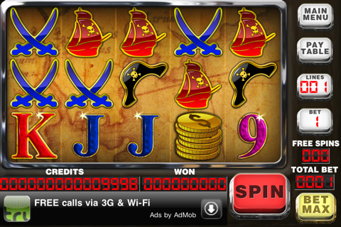 free slots for ipad download