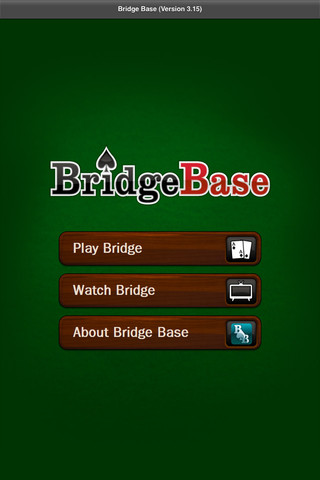 bridgebase app for ipad iphone games app by bridge. Black Bedroom Furniture Sets. Home Design Ideas