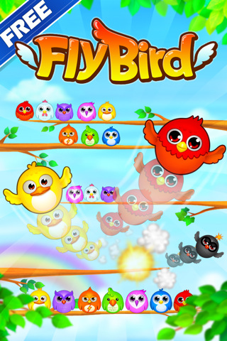 Fly Bird HD